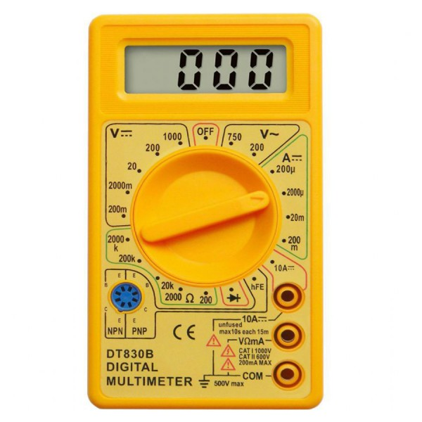 Digital Multimeter - Budget logo