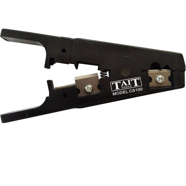Tait Tools Universal Cable Jacket Stripper logo