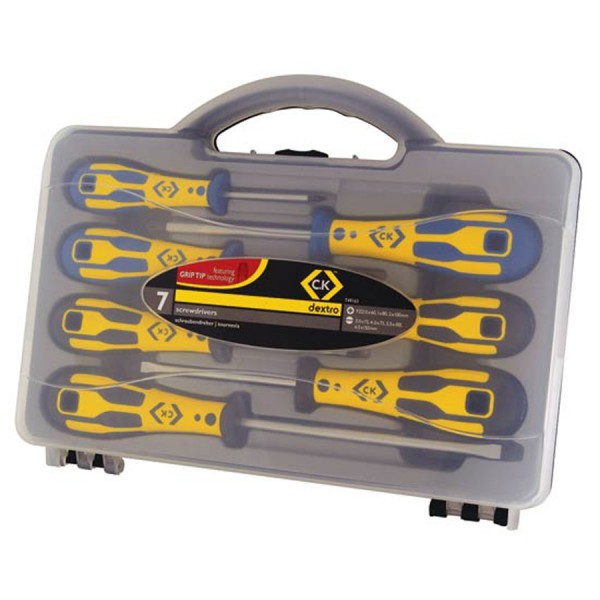 CK Dextro Screwdriver Set logo