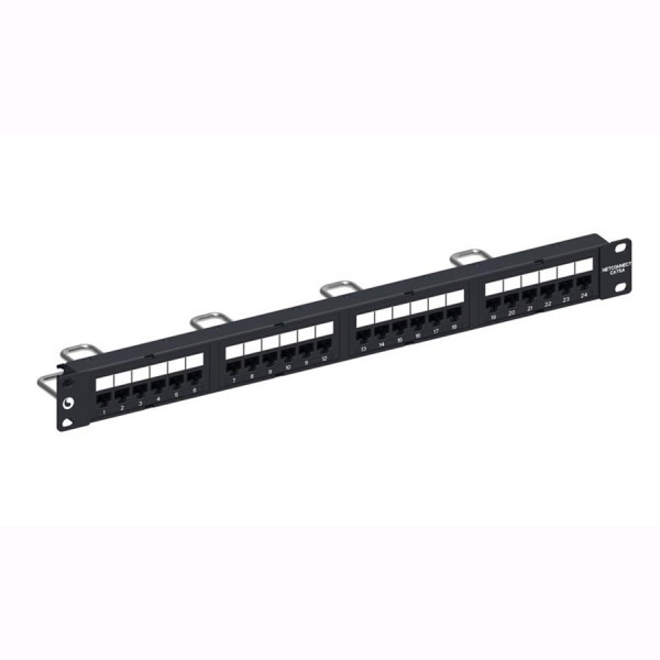 NETCONNECT Cat6A Rear Punch Patch Panels logo