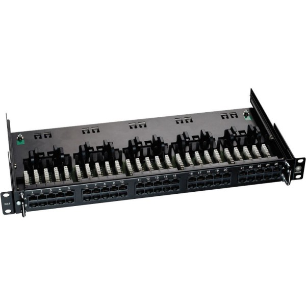 NETCONNECT Sliding Voice Patch Panels logo