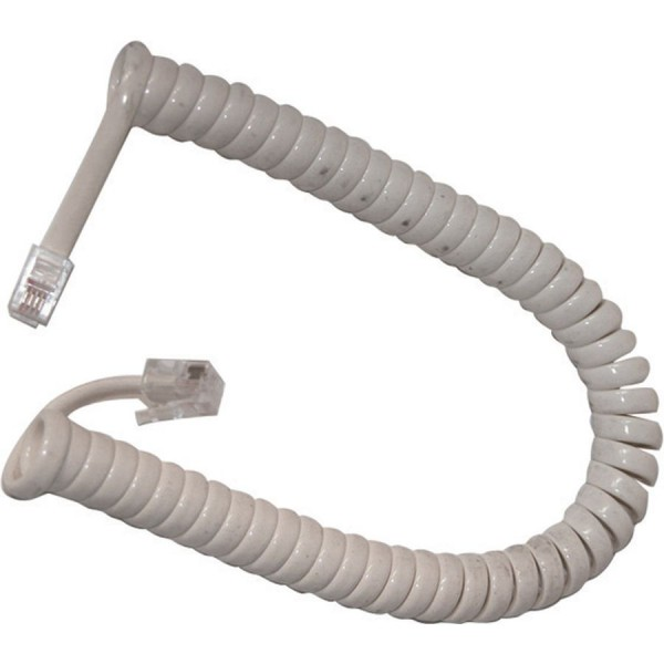 Ultima Coiled Handset Cords logo