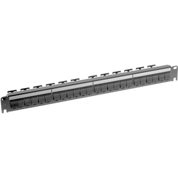 LANmark Unloaded Snap-In Patch Panels logo