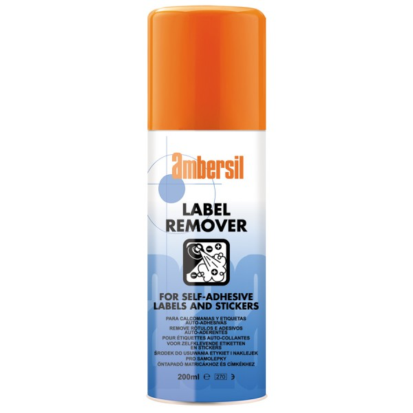 Ambersil Label Remover logo