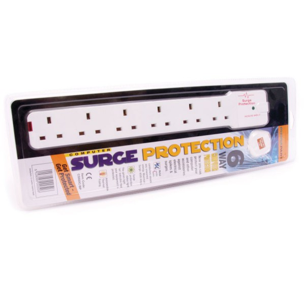 Ultima Trailing Sockets - Surge Protected logo