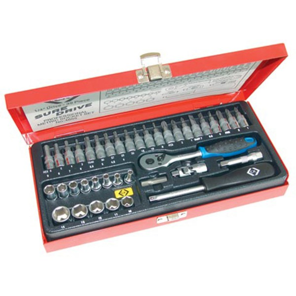 CK 39 Piece Socket Set logo