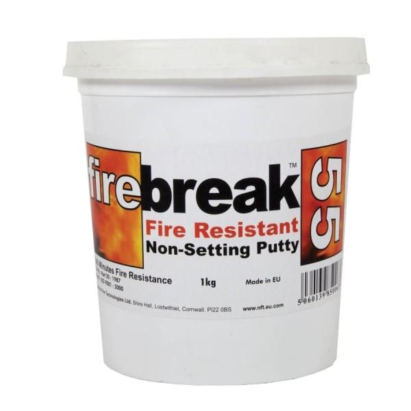 Firebreak 55 Fire Resistant Putty logo