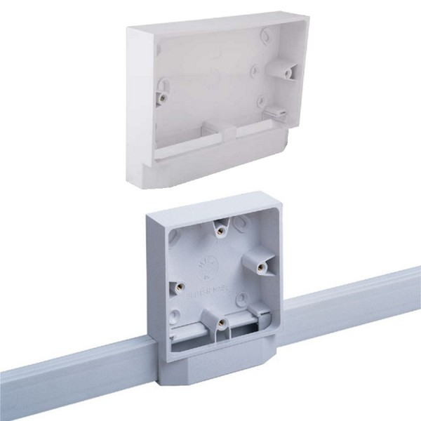Schneider Mini Trunking Breakaway Boxes logo