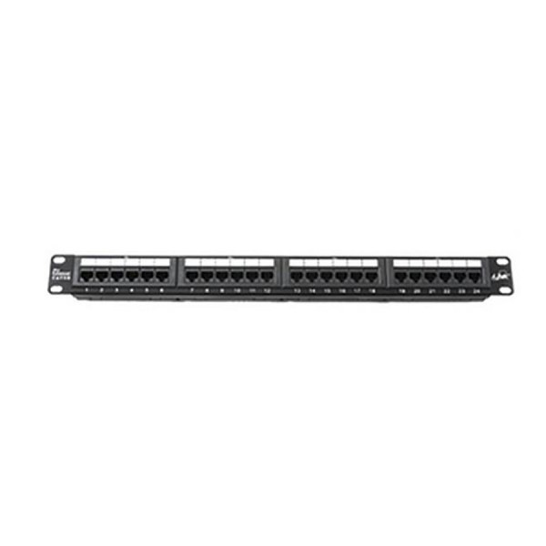 AMP Netconnect Cat5e Modular Patch Panels logo