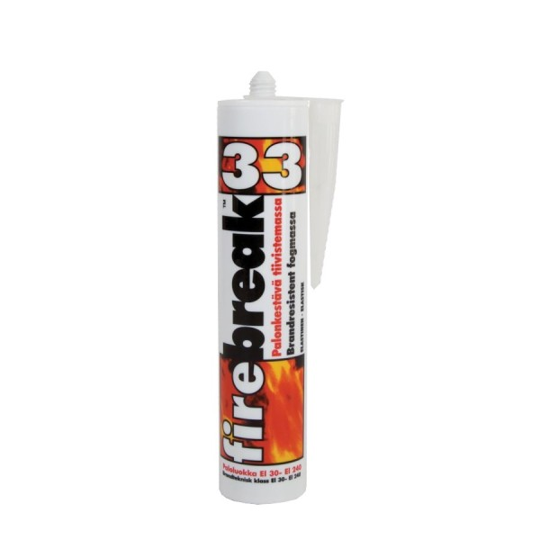 Firebreak Fire Resistant Sealant logo