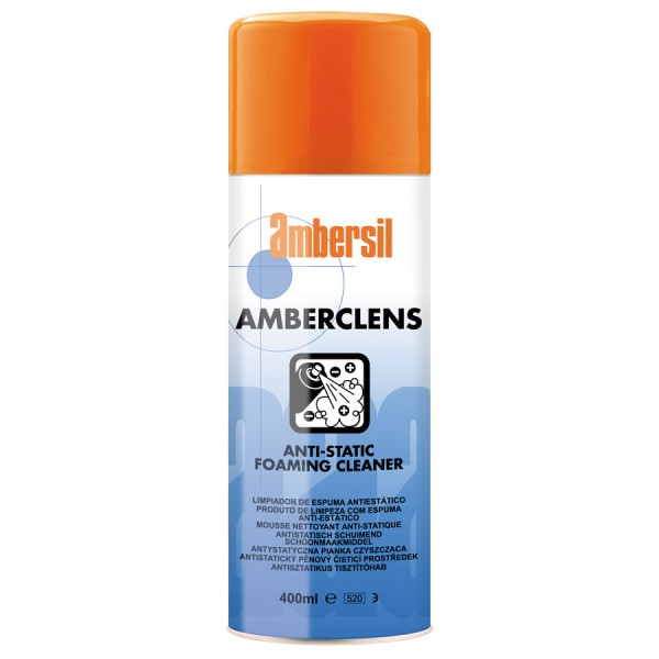 Ambersil Foam Cleaner logo