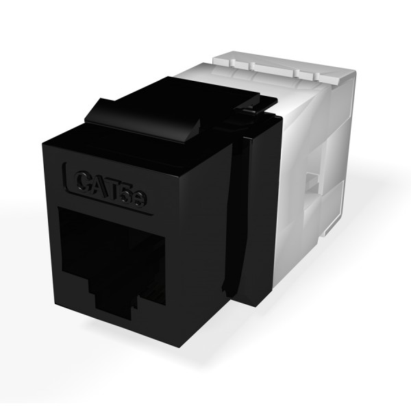Draka UC-Connect Cat5e Keystone Jacks logo