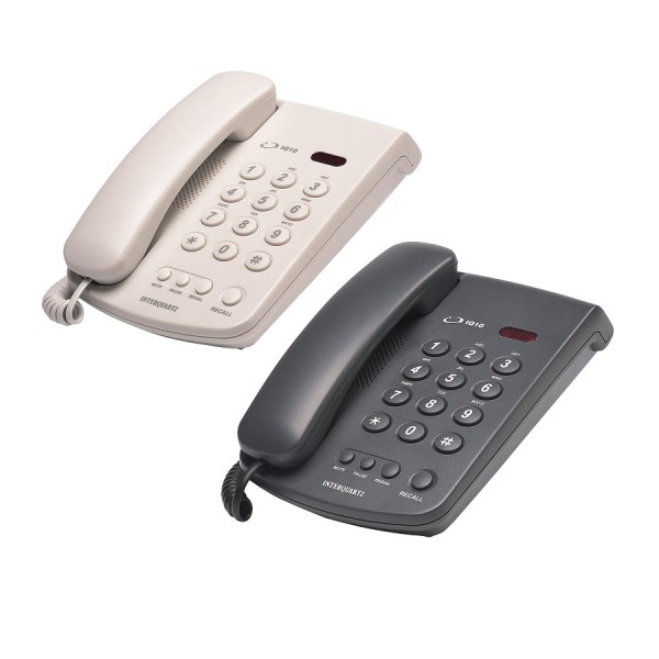 Interquartz IQ10 Business Telephones (Model 9310) logo