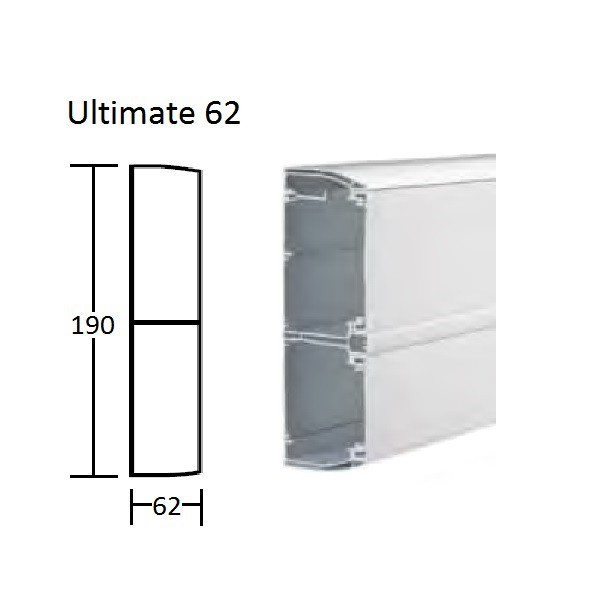 Schneider Ultimate 62 Dado Trunking logo