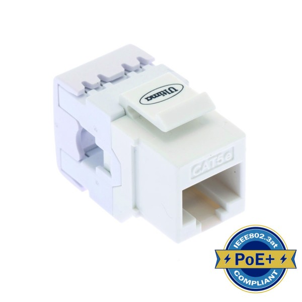 Ultima Cat5e Keystone Jacks logo