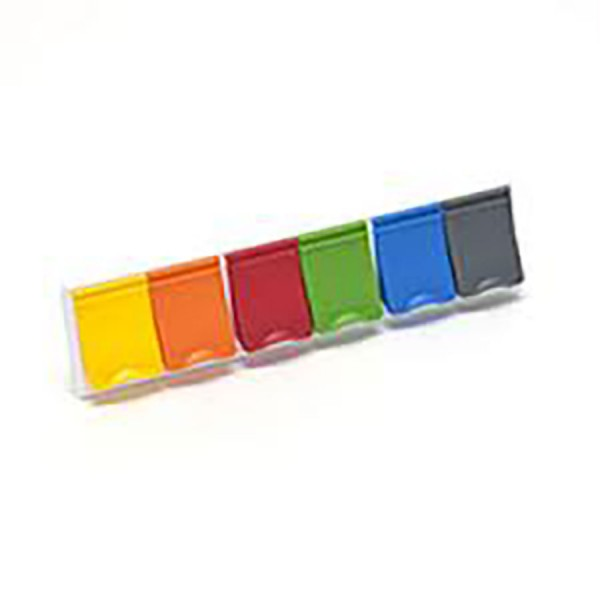 LANmark Coloured Shutters for Pod Boxes logo