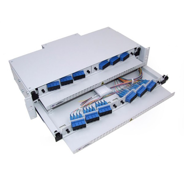 CTP Fibre Patch Panels - Sliding logo
