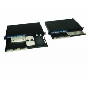 NETCONNECT Fibre Patch Panels - Split Sliding logo