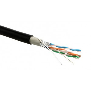 Draka UC-Connect Cat6 UC400 U/FTP Steel Wire Braid Data Cable logo