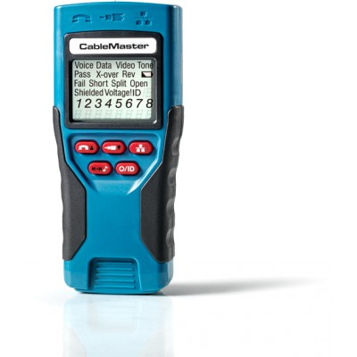 Softing CableMaster 450 Voice, Data and Video Tester logo