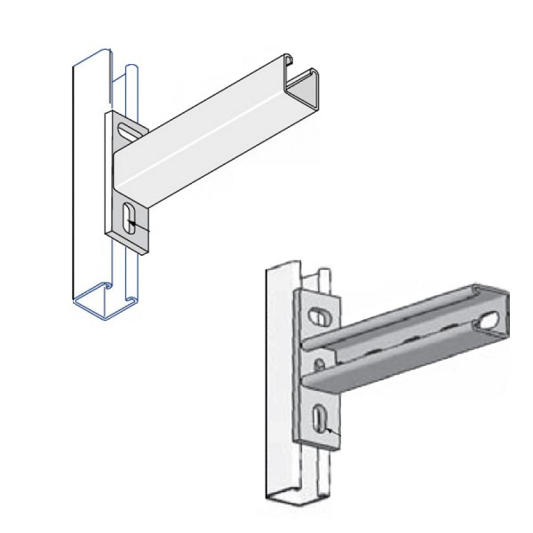 Unistrut Channel Support Single Cantilever Arm logo