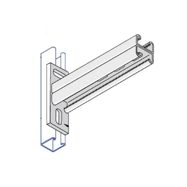 Unistrut Channel Support Double Cantilever Arm logo