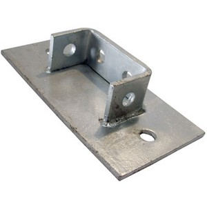 Unistrut Channel Base Support Bracket logo