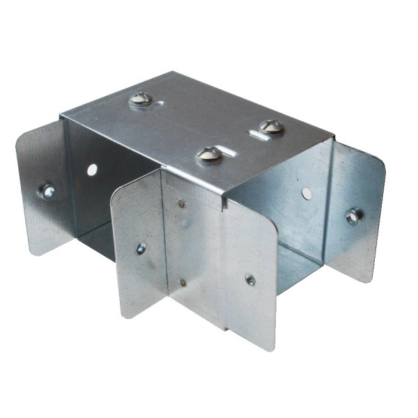 Armorduct Steel Trunking Square Bends - Top Lid logo