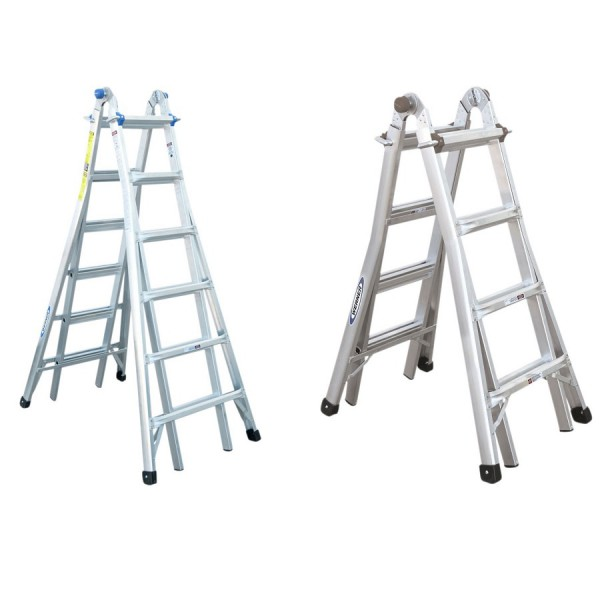 Abru MT Series Telescopic Ladders logo
