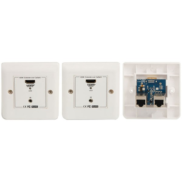 HDMI over Cat5e/Cat6 Wall Plate logo