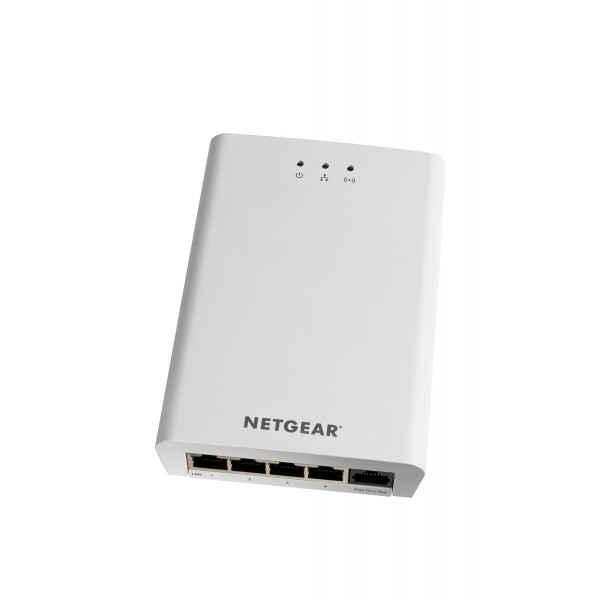 Netgear WN370 ProSafe Wall Mount Wireless-N Access Point logo