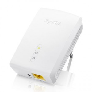 ZyXEL Powerline Gigabit Ethernet Adapter logo