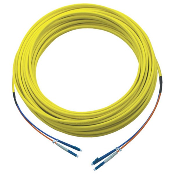 Ultima OS2 LC-LC Flattwin Fibre Patch Lead logo