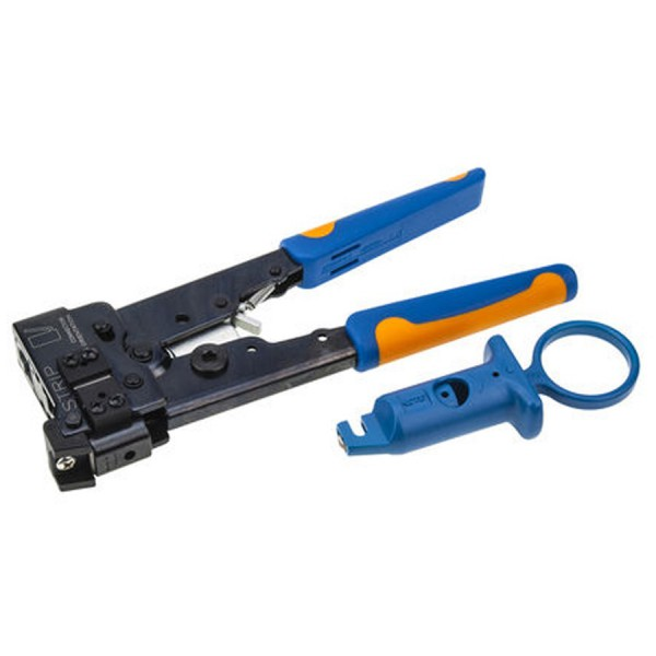 NETCONNECT Pro-Installer RJ45 Crimping Pliers & Die Sets logo