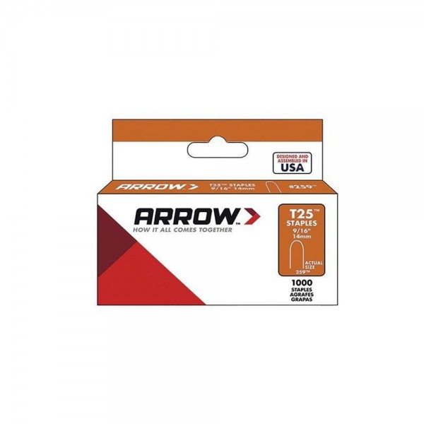 Arrow T25 Staples logo