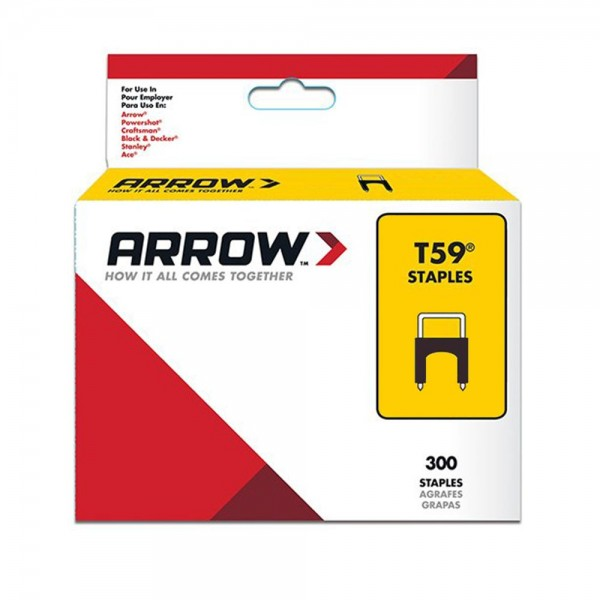 Arrow T59 Staples logo