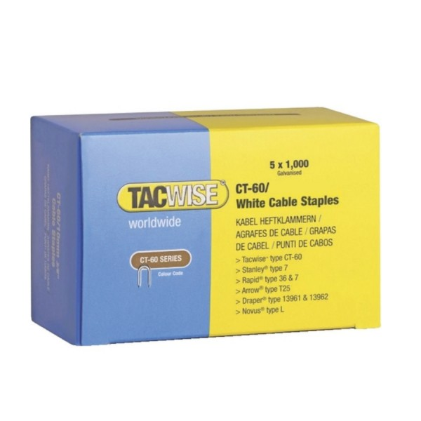 Tacwise CT60 Staples logo