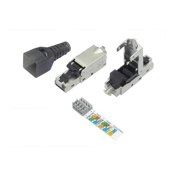 Ultima Cat6A Field Termination RJ45 Plugs logo