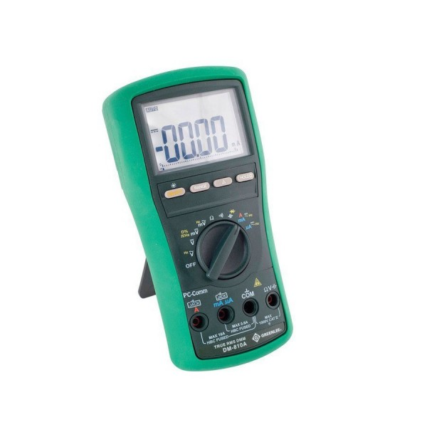 Greenlee DM-810A Multimeter logo
