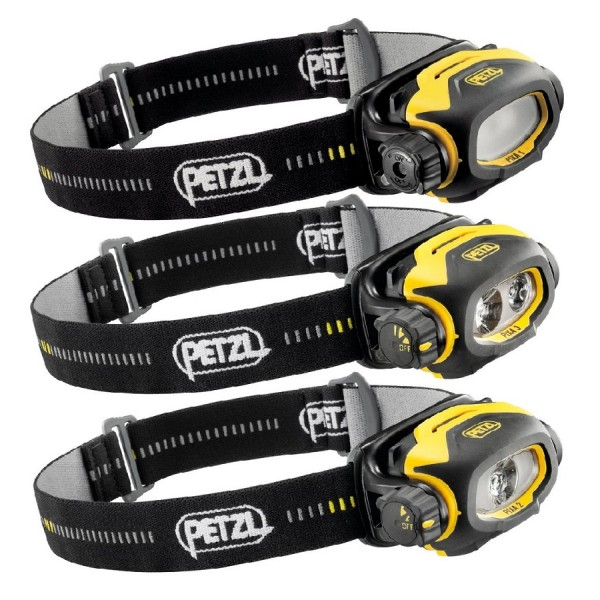 Petzl Head Torches logo