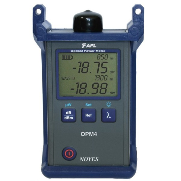 AFL OPM4-2D Optical Power Meters logo