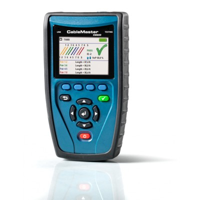 Softing CableMaster 600 Tester logo