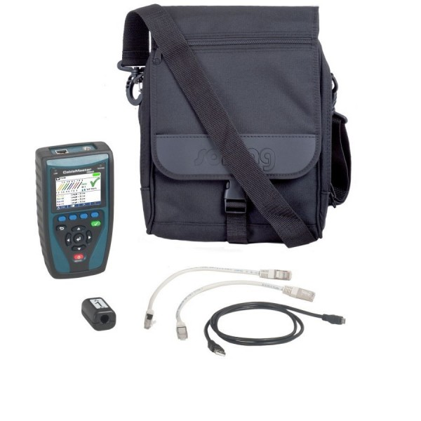 Softing CableMaster 850 Tester Kit logo