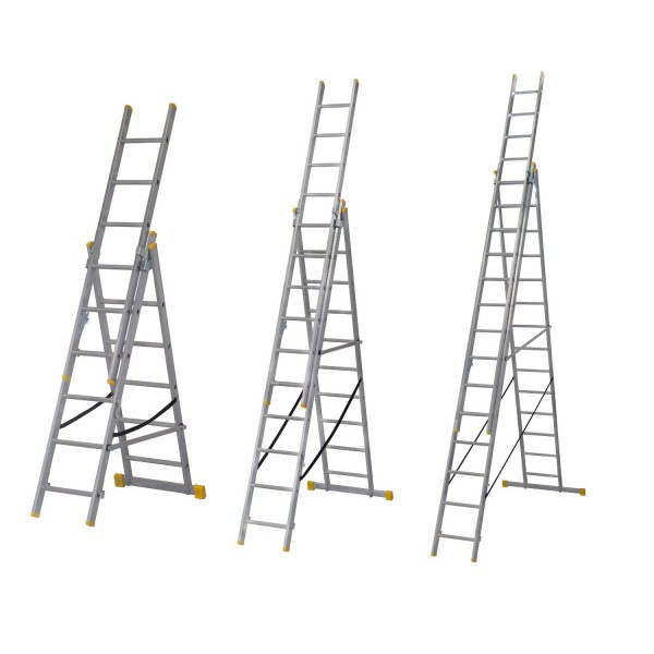 Abru 725 Series Box Section Combination Ladders logo