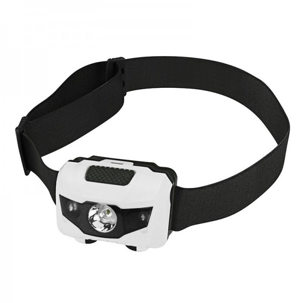 1W LED Head Torch logo