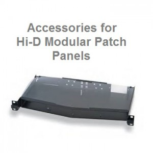 AMP Netconnect Hi-D Modular Fibre Panel Accessories logo
