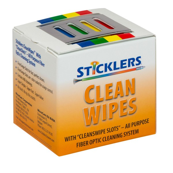 Sticklers CleanWipes Desk Box (Lint Free) logo