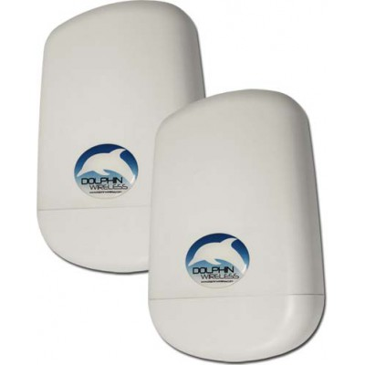 Dolphin Wireless Soho Series External Wireless Access Bridge logo