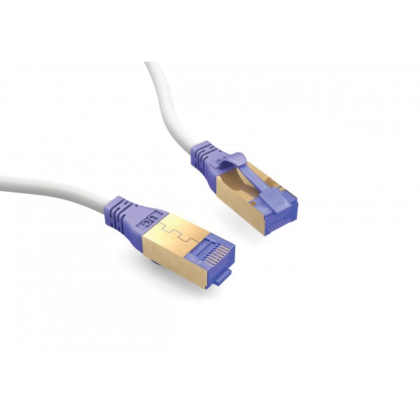 Draka UC-Connect Slimflex Cat6A S/FTP Patch Leads logo