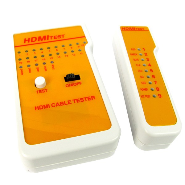 HDMI Pin Out Cable Tester logo